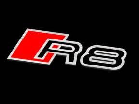 Audi R8 Logo Grabcad
