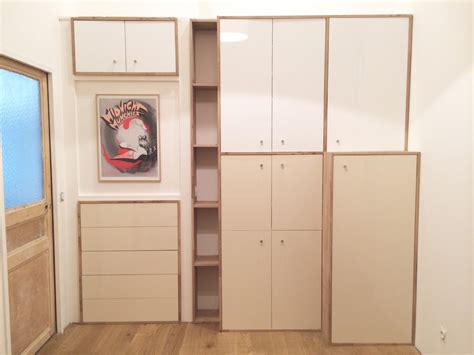 Kitchen Cupboard Design Ideas by Ikea Metod Cabinets As A Full Length Wardrobe