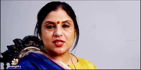 actress sripriya and minister jayakumar sripriya s comedy response to minister for attacking