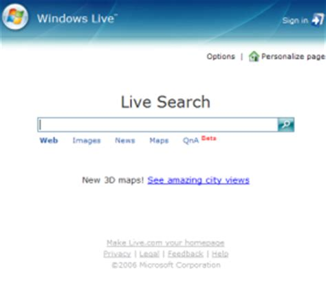 Phone Lookup Msn Msn Live Search Market Sinks