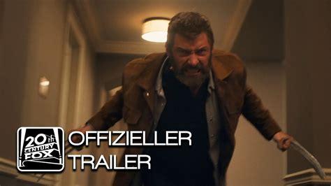 Kaos Wolverine Wolverine Logan By Crion logan the wolverine offizieller trailer 2 2017 hd german hugh jackman