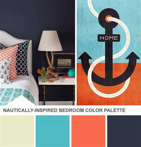 nautical colors nautically inspired bedroom color palette hgtv design design happens