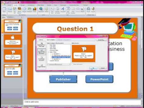 How To Make Interactive Quizzes With Powerpoint Microsoft Powerpoint Templates Quiz