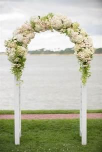wedding arch ceremony floral wedding arch 2042469 weddbook