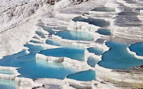cotton castle the quot cotton castle quot of pamukkale turkey