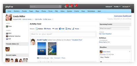 cara membuat website jejaring sosial membuat situs jejaring sosial menggunakan phpfox catatan