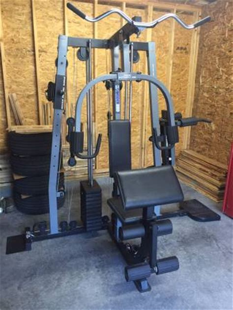 weider pro 4850 espotted