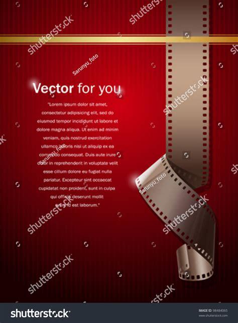 camera roll wallpaper tweak camera film roll on wallpaper red background vector
