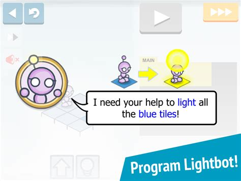 light bot apk lightbot jr coding puzzles android apps on play