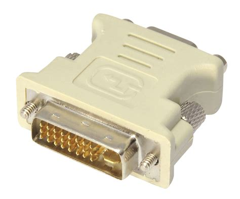 Adaptor Vga his dvi to vga adapter