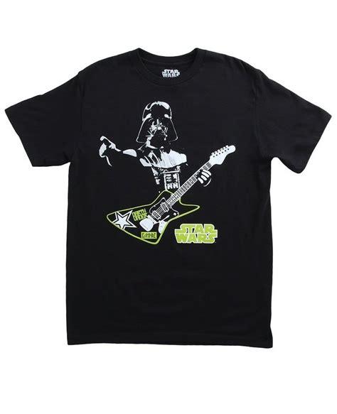 Tshirt Darth Vader Wars darth vader guitar wars t shirt