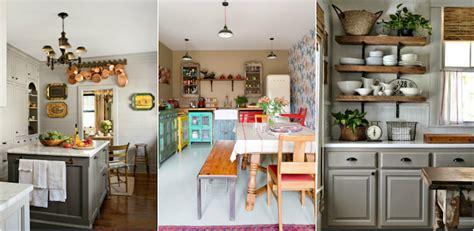deco cuisine retro cagne d 233 co cuisine r 233 tro 20 id 233 es d esprit cagne chic