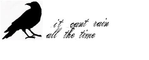 it can t rain all the time tattoo it can t all the time by 82 on deviantart