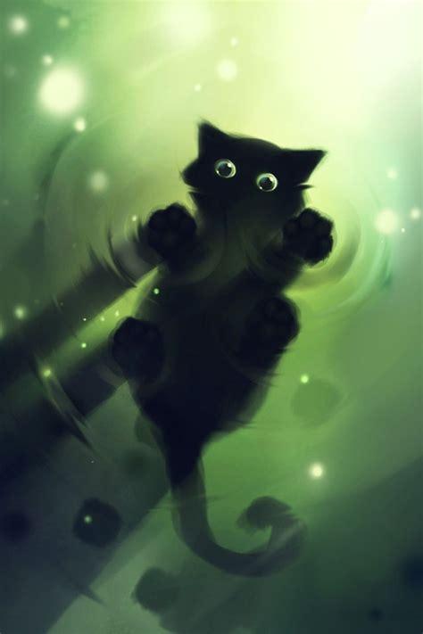 black cat wallpaper iphone black cat screensavers and wallpaper wallpapersafari
