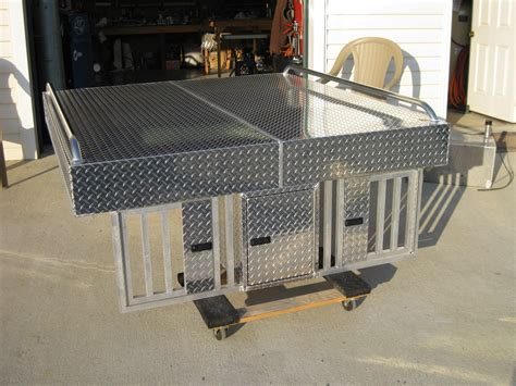 truck bed dog box fall and winter products