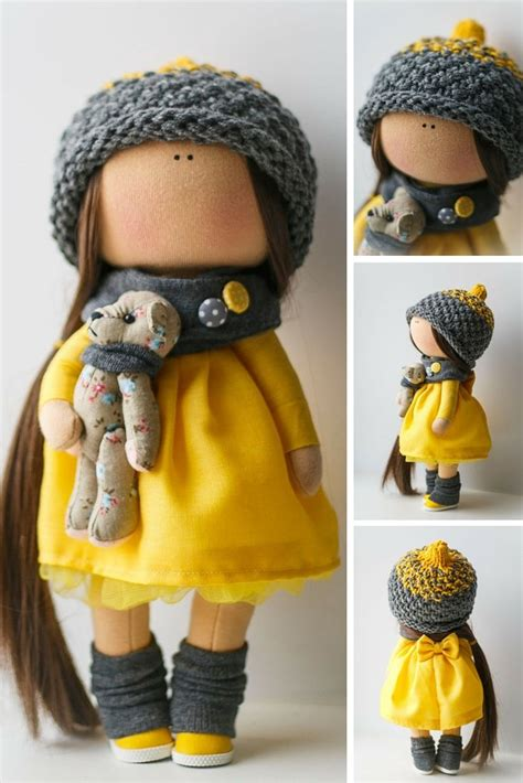 Handmade Rag Doll Patterns - 25 best ideas about rag dolls on diy doll