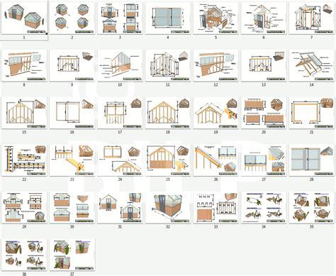 construire un cabanon de jardin 9 n1761 un abri mono