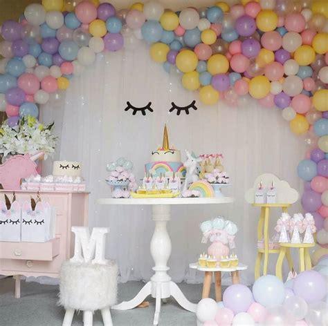cenefas de unicornio 12 ideas para un baby shower de unicornio