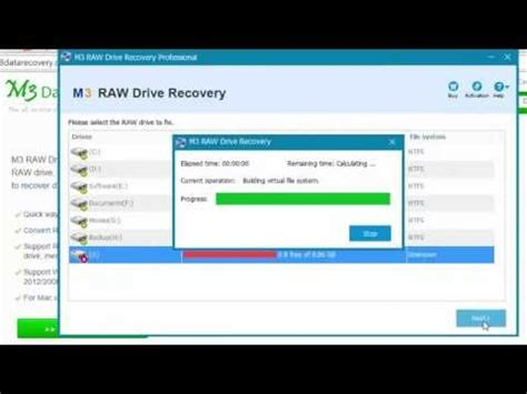 format raw file system memory card file system is raw chkdsk not available for raw drives