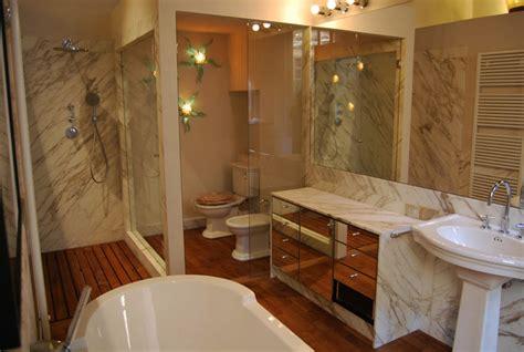 bagni classici in marmo bagni in marmo calacatta oro