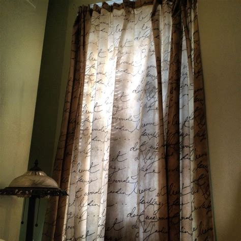 french script curtains 111 best images about french script ooh la la on pinterest