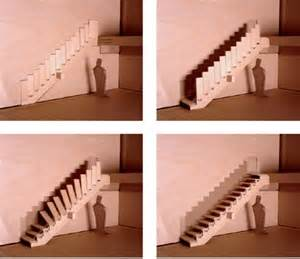Retractable Stairs Design 15 Creative And Modern Staircase Designs