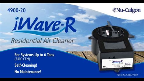 iwave air purifier youtube