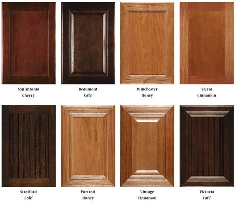 cabinet stain colors martin creek cabinets made in the usa