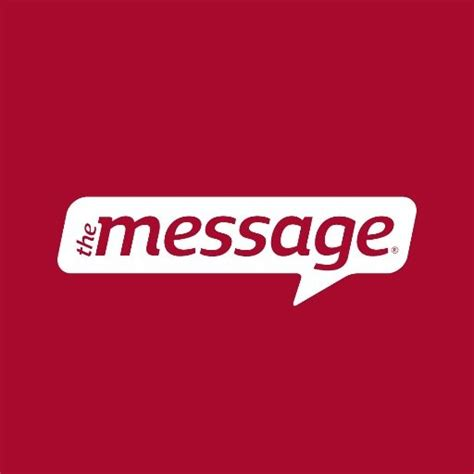 Message To The by The Message Trust Messagetrust