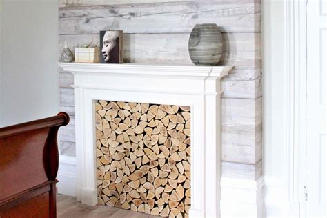 reclaimed fireplace surrounds 15 diy reclaimed wood and pallet fireplace surrounds