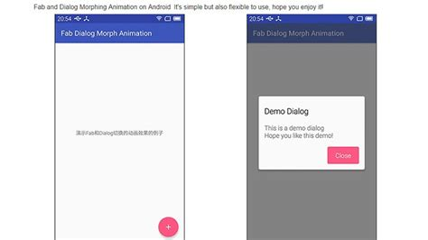 layout transition animation android exle how to create a floating action button with helpful resources