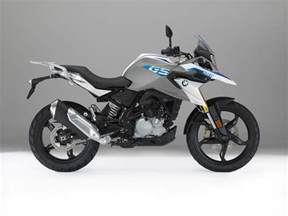 Bmw Gs Motorcycle 2017 Bmw G 310 Gs Look 7 Fast Facts