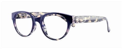 topaz two tone purple and tortoiseshell reading glasses