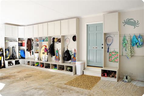garage organization inspiration paint colors doors grenada villa by benjamin below