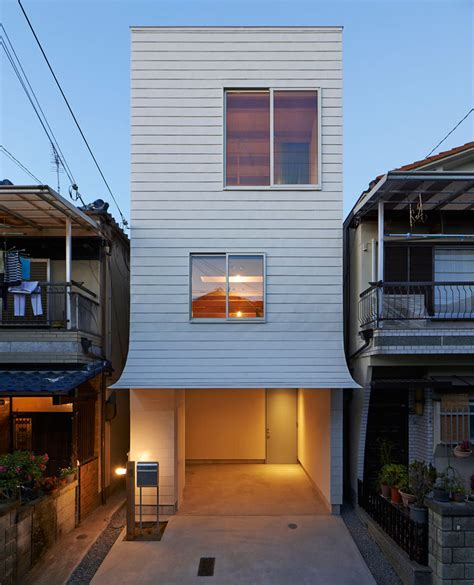Space Saving Narrow Homes Narrow Home