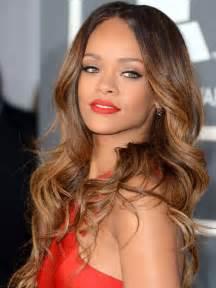 rihanna hair color rihanna caramel hair color