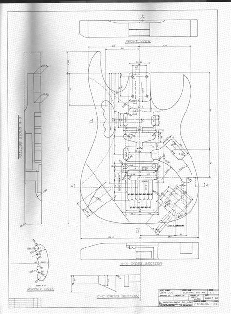 printable jazzmaster template magnificent jazzmaster template photos exle resume