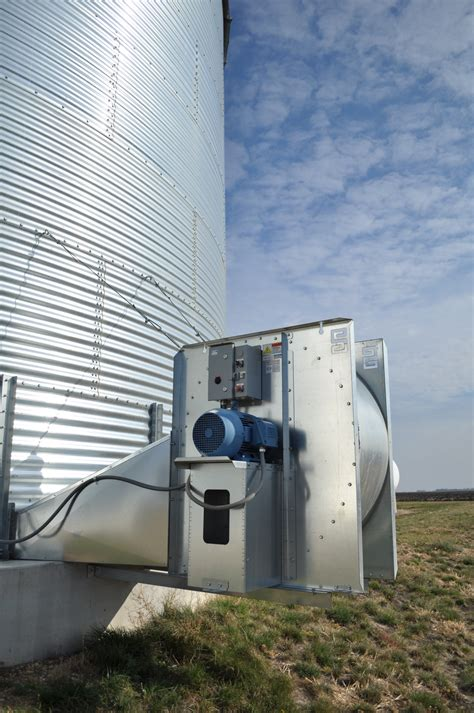 12 grain bin fan grain bin 101 key factors encircling grain bin selection