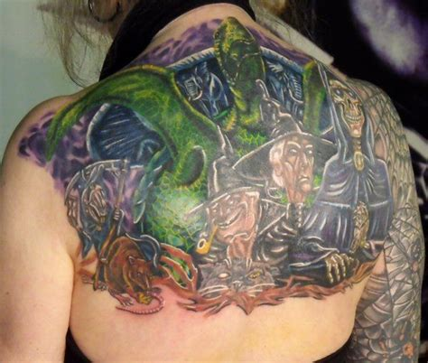 discworld tatoos
