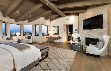 california interni villa in california con interni di pregio e finiture in