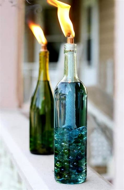craft projects with wine bottles 40 amazing wine bottle and craft ideas
