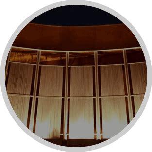 tende in metallo realizzazione tende interiors firenze