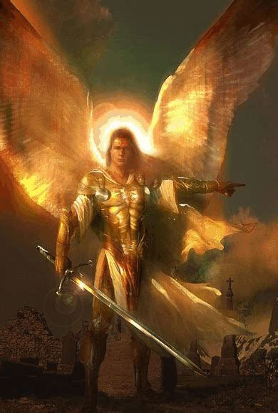 Archangel Michael archangel michael this is indeed the unstoppable