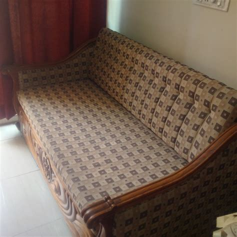 sofa cum bed in pune our teak wood king throne design sofa cum bed in excellent