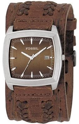 Fossil Original Jr 1436 Leather Stainless Steel fossil jr9007 stainless steel watchallure