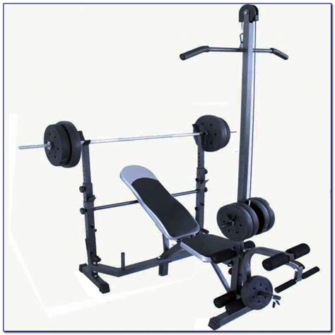 bench set with weights weight training bench and weights bench home design