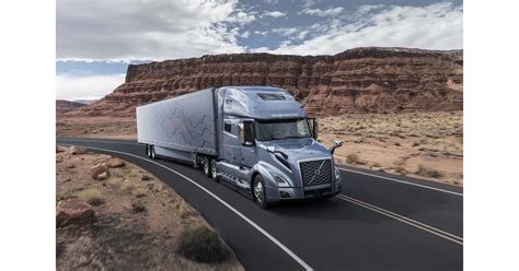 volvo trucks north america volvo trucks unveils highly anticipated new vnl series