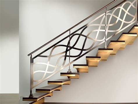 Steel Banisters by Stainless Steel Staircase Railings Ss Staircase Railings