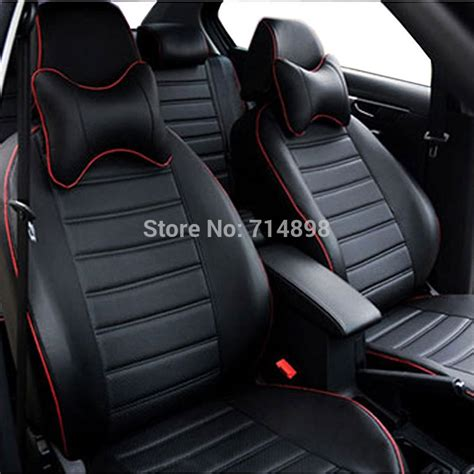 car interior upholstery philippines aliexpress com buy car seat cover pu leather proper fit