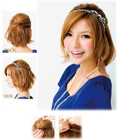 Do It Yourself Wedding Hairstyles For Shoulder Length Hair by Thin Shoulder Length Hairstyles Let S Get Married